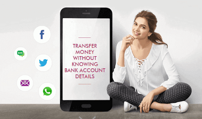 Axis Ping Pay - Send/Transfer Money Via Social Networking