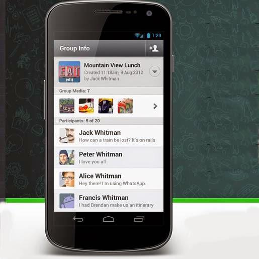 whatsapp messenger 2.6.6459 android apk