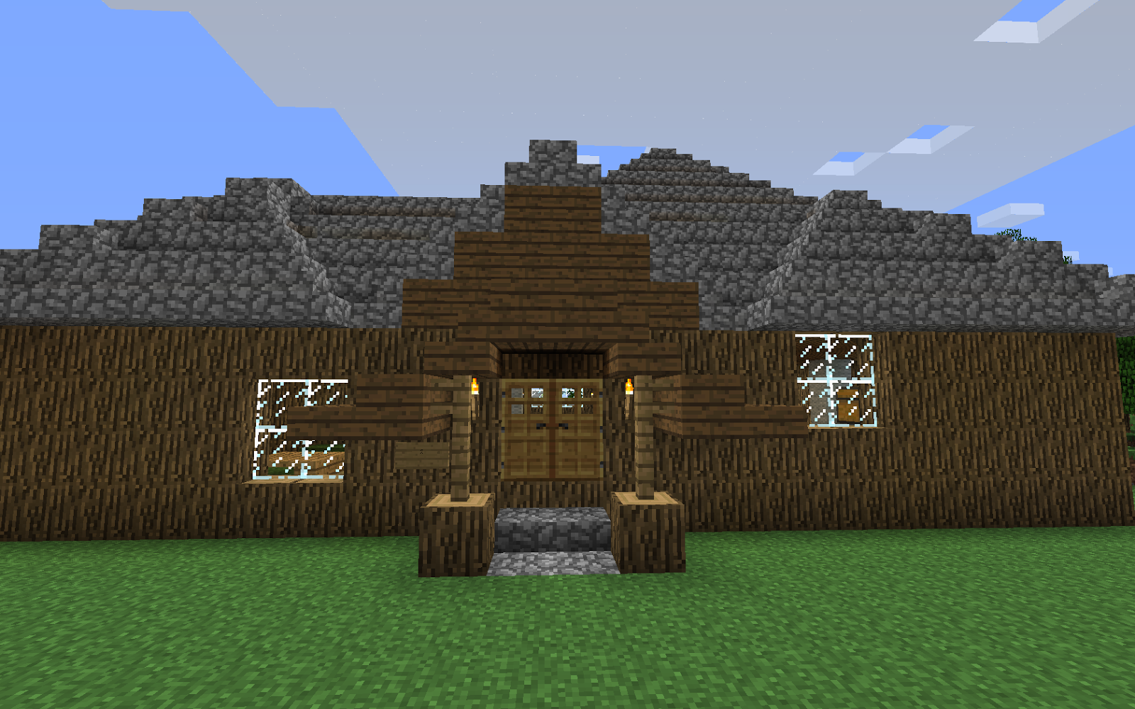 Across The Map Traditional Japanese Style House And