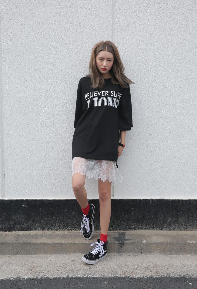 15 bộ trang phục sẽ làm sẽ làm bạn muốn diện sneaker bất chấp nắng nón9g