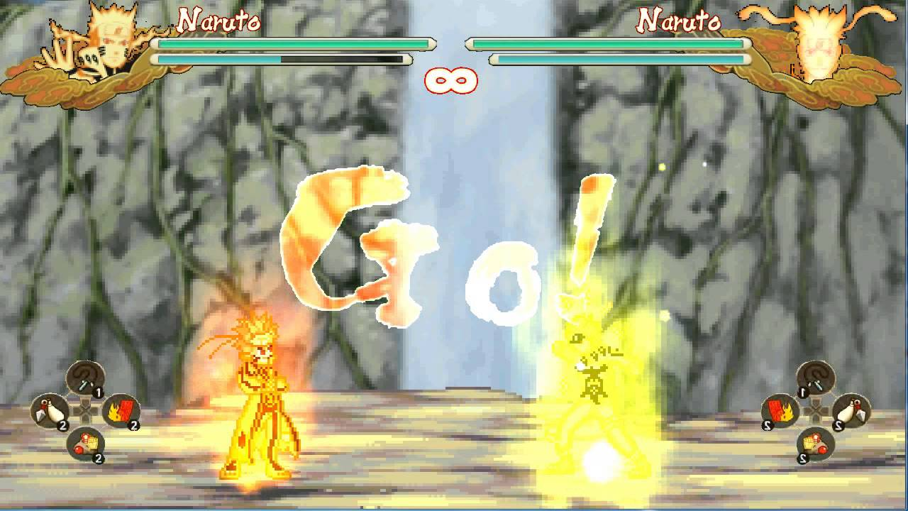Naruto Ninja Storm 3 MUGEN 2014 PC Games Download