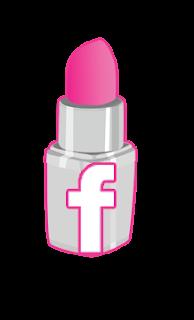 Resultado de imagem para icone do facebook rosa