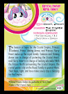 MLP Crystal Empire Royal Family Series 5 Trading Card
