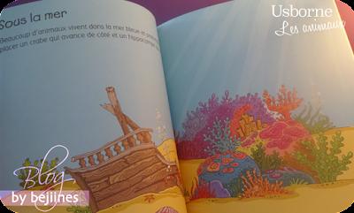 Livres d'activités enfants : Usborne