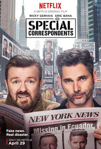 Special Correspondents 2016 English Movie Download