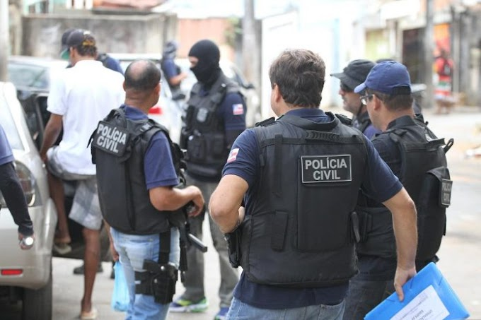 Polícia desarticula esquema de clonagem de veículos em Salvador