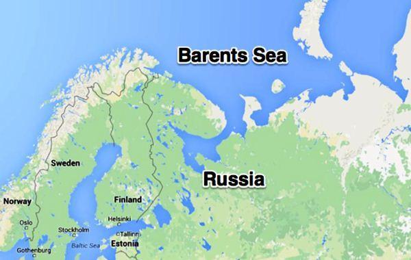 Laut Barents