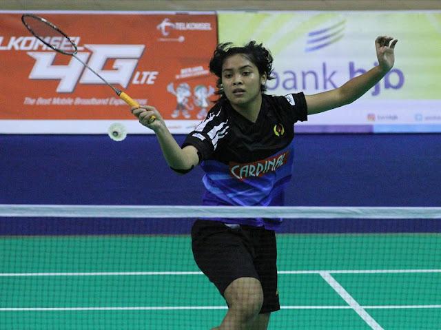 'Tunggal Putri Harus Mati-matian Sumbang Poin di Piala Sudirman'