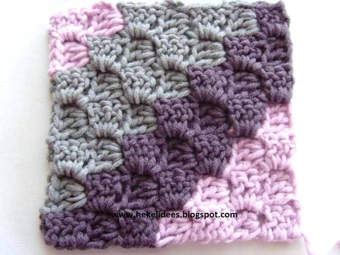 Free Crochet Pattern For Lacy Baby Blanket : Crochet Patterns for free lacy baby blanket crochet ...