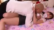 พ่อจ๋าหนูเจ็บ!! เสียงอ้อนวอนของลูกสาวที่โดนพ่อเลี้ยงขืนใจคาชุดนักเรียน