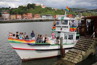 Celebración de Barakaldo del Día del Orgullo Gay