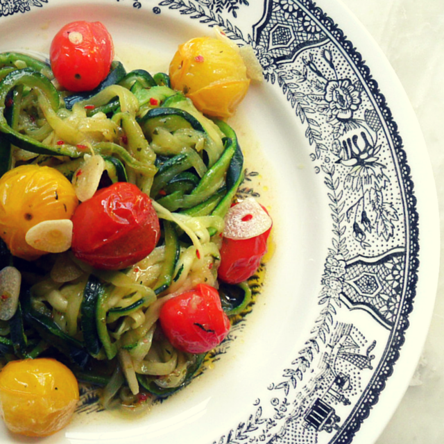 Nutrici n y salud for Cenas faciles