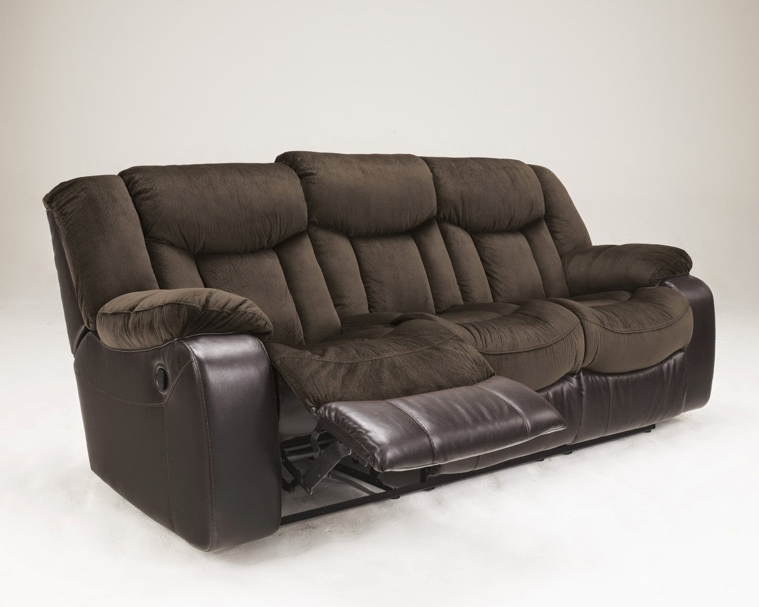 electric recliner sofa singapore leather brown polish ashley furniture reclining repair