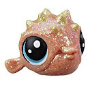 Littlest Pet Shop Series 5 Lucky Pets Fortune Crew Pufferfish (#No#) Pet