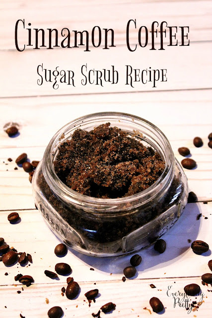 cinnamon coffee sugar scrub recipe