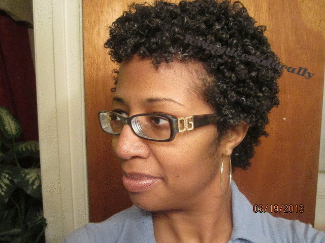 Loving Dee Naturally Tightly Curly For Short Hair Tips For