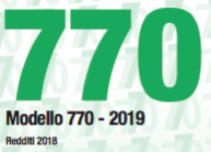 Aggiornamento software 770/2019 1.0.1 per Mac, Windows e Linux
