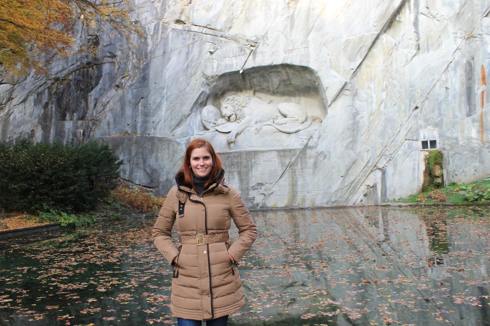 Löwendenkmal - Luzern