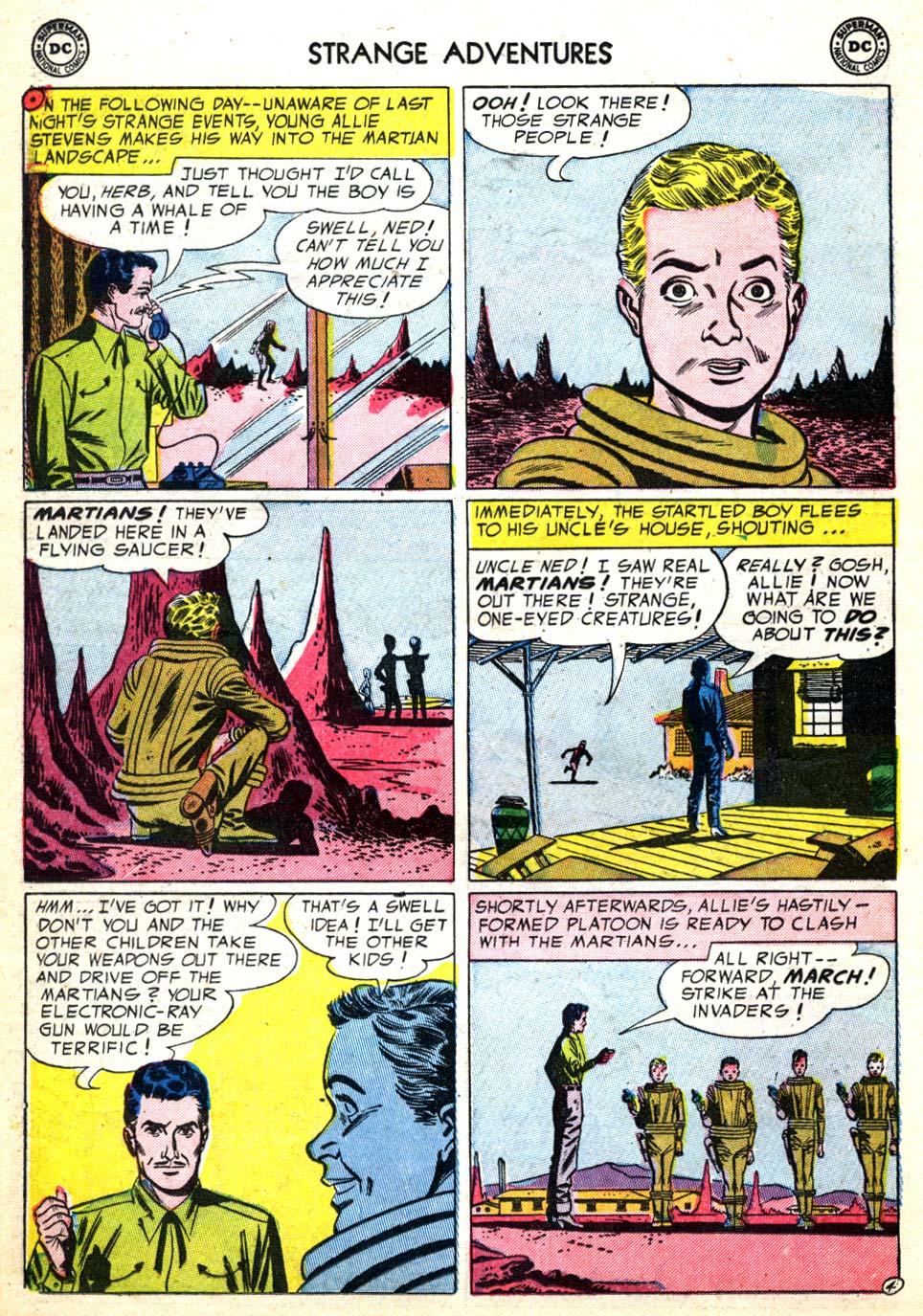 Strange Adventures (1950) issue 49 - Page 22