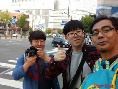 Percutian ke Busan Kores Selatan Tempat Menarik Gwangbook-ro street