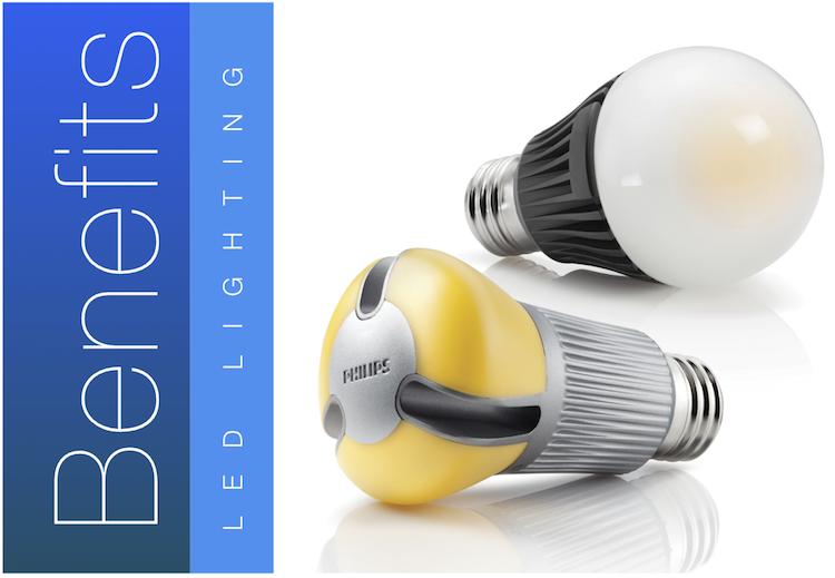 Top 4 Benefits Of LED Lighting