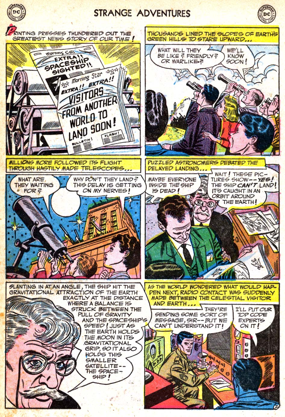 Strange Adventures (1950) issue 25 - Page 20
