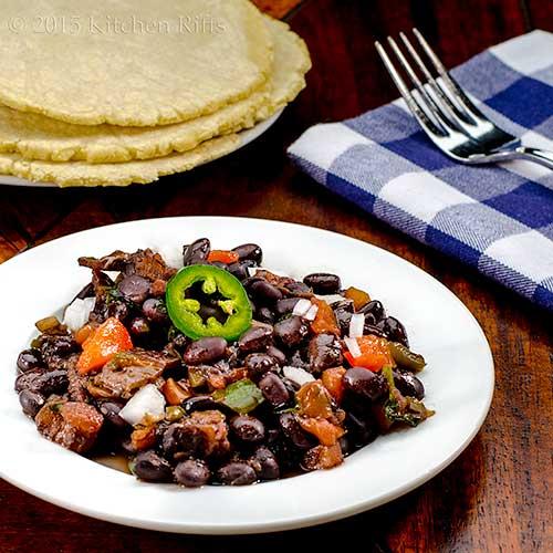 Mexican Charro Beans