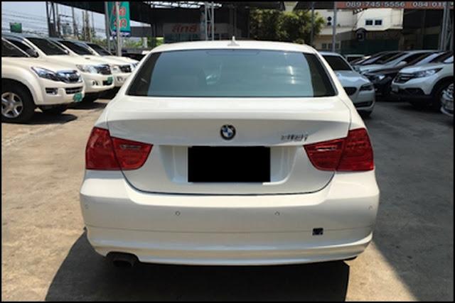 Eksterior Belakang BMW E90 LCI