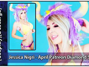 Jessica Nigri - April Patreon Diamond Set