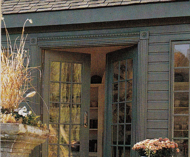 Hydrangea Hill Cottage: Chic Shed