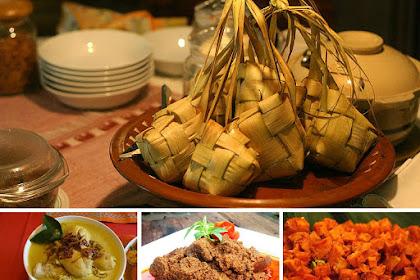 Kumpulan Resep Masakan Lebaran Idul Fitri yang Wajib Dicoba!