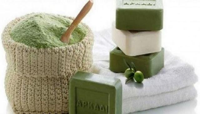 χρήσεις ενός πράσινου σαπουνιού