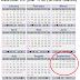 Aneh,11 Hari hilang pada kalender bulan September Tahun 1752