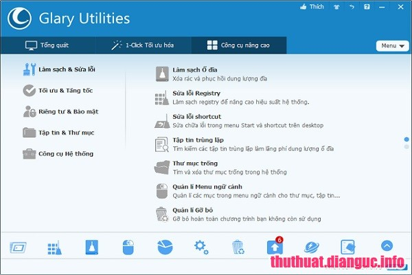Download Glary Utilities Pro 5.108.0.133 Full Key + Portable
