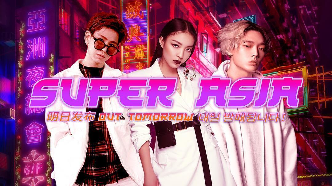 SUPER ASIA' by TPA, iKON BOBBY, VAVA | SUPER ASIA - 티피에이 / BOBBY
