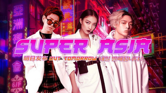 iKON BOBBY Drop new Featuring 'SUPER ASIA' with TPA, and VAVA