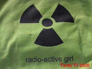 Radio-active girl: alweer 10 jaar geleden