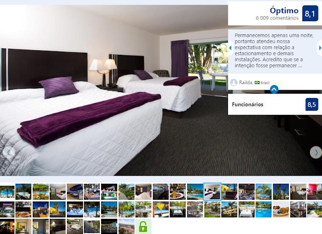 Hotel Lemon Tree Inn para ficar em Santa Bárbara