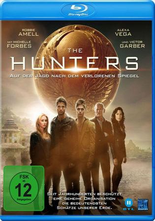 The Hunters 2013 BRRip 250Mb Hindi Dual Audio 480p Watch Online Full movie Download bolly4u