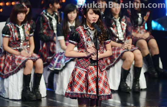 Jessica Veranda Juara Senbatsu Sousenkyo JKT48