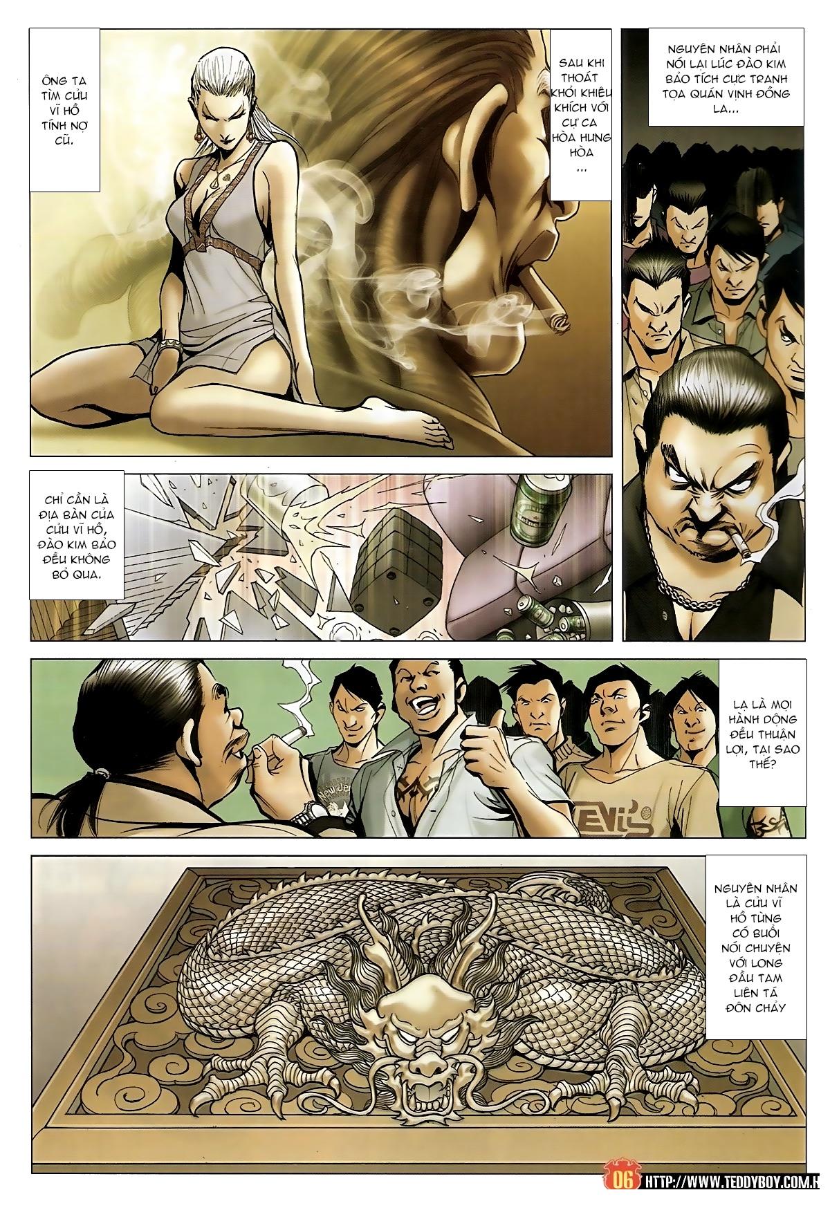 Người Trong Giang Hồ - Chapter 1545: Mượn dao giết người - Pic 5
