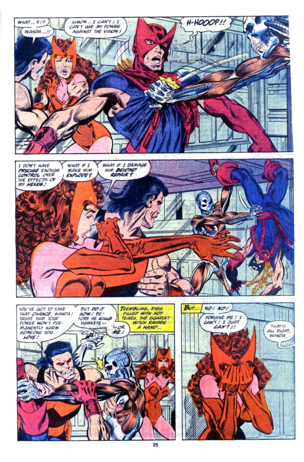 Captain America (1968) Issue #354b #287 - English 20