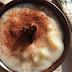 A receita de arroz doce mais saudável que você já viu - Feito com couve-flor