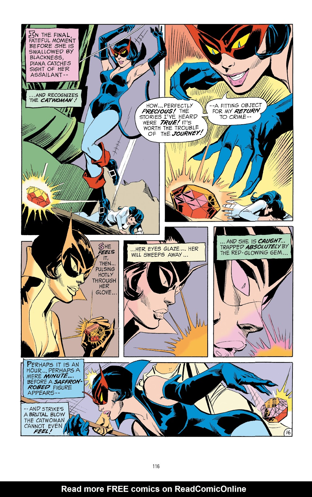 Read online Catwoman: A Celebration of 75 Years comic -  Issue # TPB (Part 2) - 17