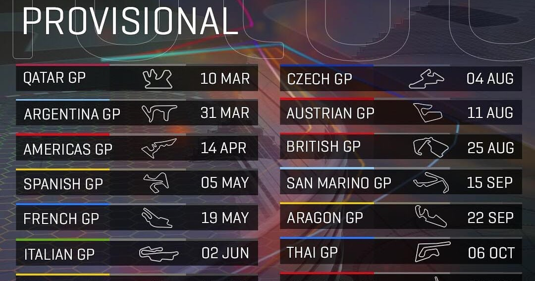 Jadwal Motogp Spanyol De Jerez 2019 Live Streaming Bein Sport Tv