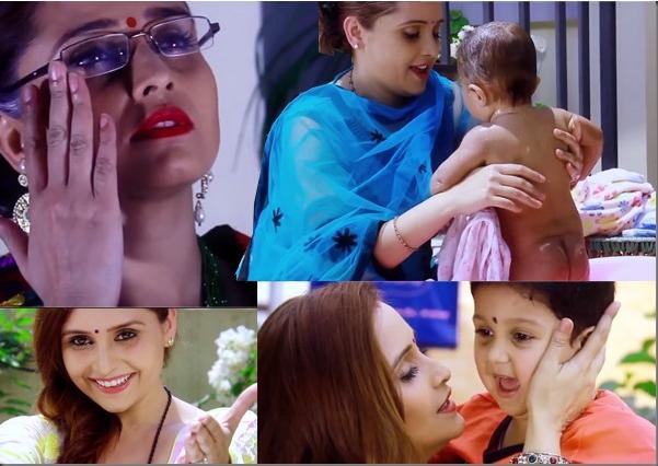 Sanchita Luitel comeback in a music video, featured as a ...