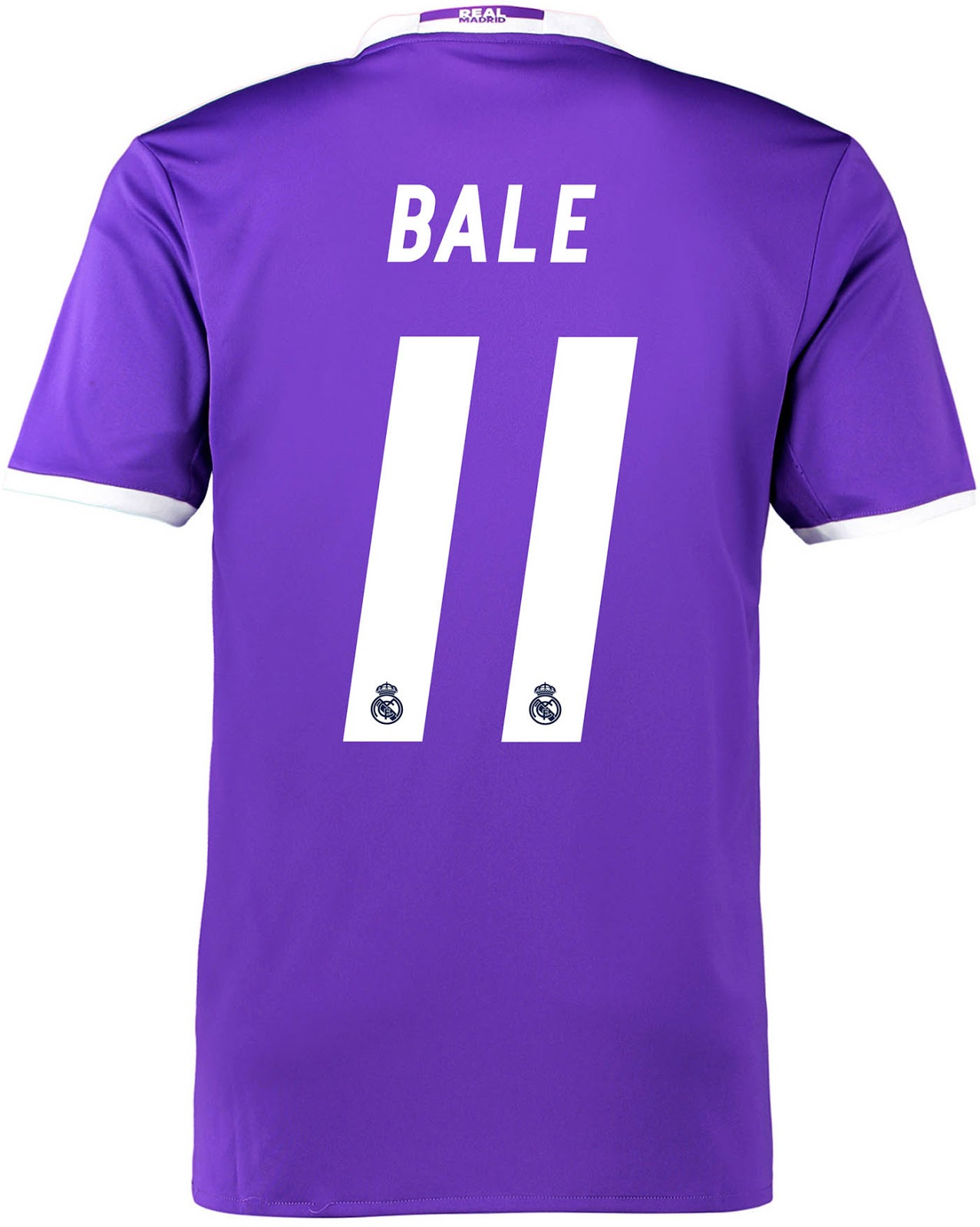 The new Real Madrid font will be worn in all competitions ad97a3ef972c2
