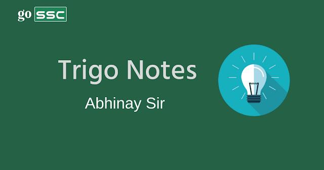 trigonometry-notes-abhinay