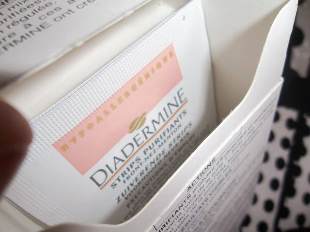 Strips Purifiants - Diadermine