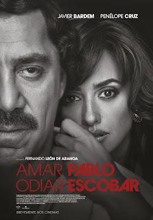 Loving Pablo - Poster & Trailer